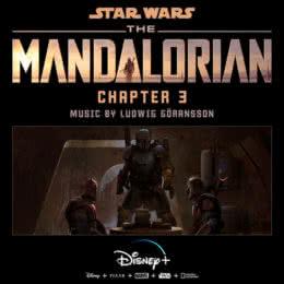 Обложка к диску с музыкой из сериала «Мандалорец (Chapter 3)»