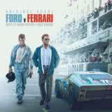 Маленькая обложка диска c музыкой из фильма «Ford против Ferrari»