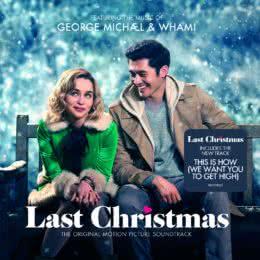 Обложка к диску с музыкой из фильма «Рождество на двоих»
