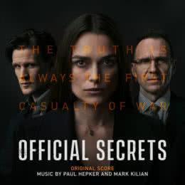 Обложка к диску с музыкой из фильма «Опасные секреты»
