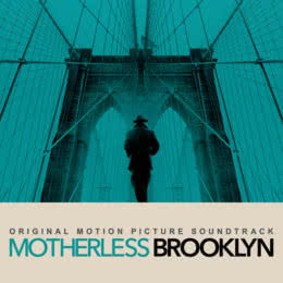 Обложка к диску с музыкой из фильма «Сиротский Бруклин»