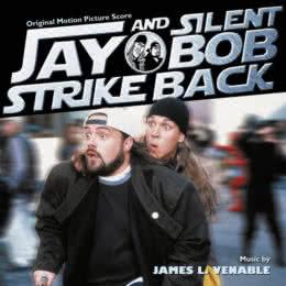 Обложка к диску с музыкой из фильма «Джей и Молчаливый Боб наносят ответный удар»