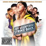 Маленькая обложка диска c музыкой из фильма «Джей и Молчаливый Боб наносят ответный удар»