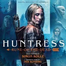 Обложка к диску с музыкой из фильма «Охотница: Руна мертвых»
