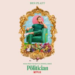 Обложка к диску с музыкой из сериала «Политик (1 сезон)»