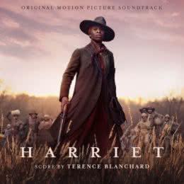 Обложка к диску с музыкой из фильма «Гарриет»