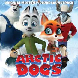 Обложка к диску с музыкой из мультфильма «Стражи Арктики»