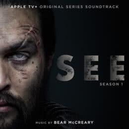 Обложка к диску с музыкой из сериала «Видеть (1 сезон)»