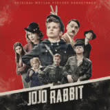 Маленькая обложка к диску с музыкой из фильма «Кролик Джоджо»