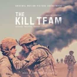 Обложка к диску с музыкой из фильма «Убийственная команда»