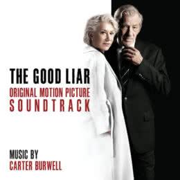 Обложка к диску с музыкой из фильма «Хороший лжец»