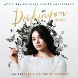 Обложка к диску с музыкой из сериала «Дикинсон (1 сезон)»