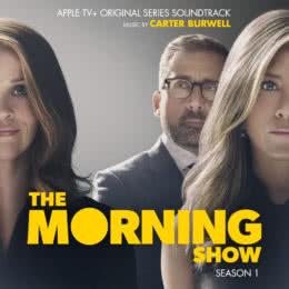 Обложка к диску с музыкой из сериала «Утреннее шоу (1 сезон)»
