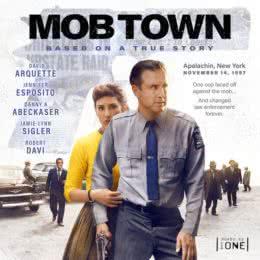 Обложка к диску с музыкой из фильма «Город банд»