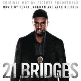 Обложка к диску с музыкой из фильма «21 мост»