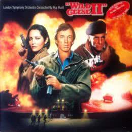 Обложка к диску с музыкой из фильма «Дикие гуси 2»