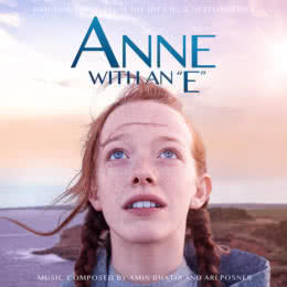 Обложка к диску с музыкой из сериала «Энн»