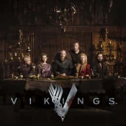 Обложка к диску с музыкой из сериала «Викинги (4 сезон)»