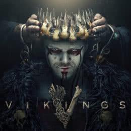 Обложка к диску с музыкой из сериала «Викинги (5 сезон)»