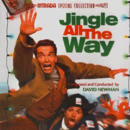 Обложка к диску с музыкой из фильма «Подарок на Рождество»