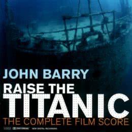 Обложка к диску с музыкой из фильма «Поднять Титаник»