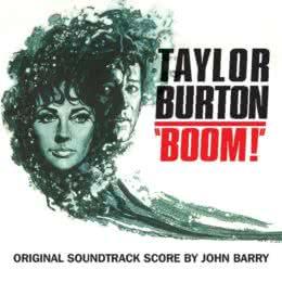 Обложка к диску с музыкой из фильма «Бум!»