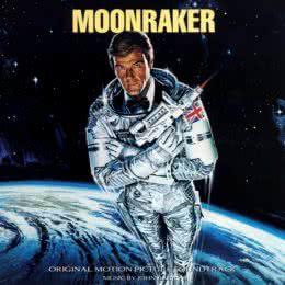 Обложка к диску с музыкой из фильма «Лунный гонщик»