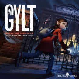 Обложка к диску с музыкой из игры «GYLT»