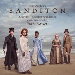 Обложка к диску с музыкой из сериала «Сэндитон (1 сезон)»