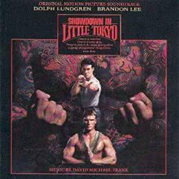 Обложка к диску с музыкой из фильма «Разборка в Маленьком Токио»