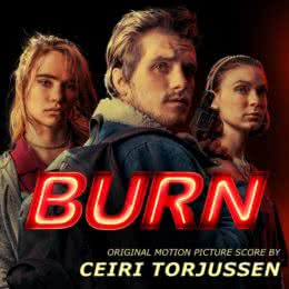 Обложка к диску с музыкой из фильма «Игра с огнем»