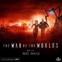 Обложка к диску с музыкой из сериала «Война миров»