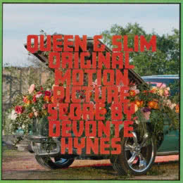 Обложка к диску с музыкой из фильма «Квин и Слим»