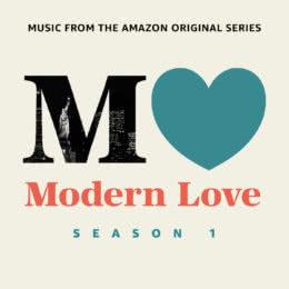 Обложка к диску с музыкой из сериала «Современная любовь (1 сезон)»