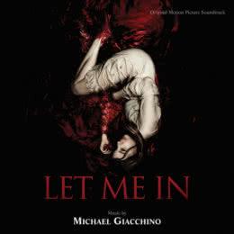 Обложка к диску с музыкой из фильма «Впусти меня. Сага»