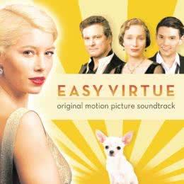 Обложка к диску с музыкой из фильма «Легкое поведение »