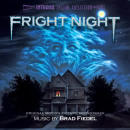 Обложка к диску с музыкой из фильма «Ночь страха»