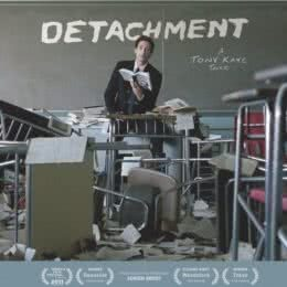 Обложка к диску с музыкой из фильма «Учитель на замену»