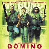 Маленькая обложка диска c музыкой из фильма «Домино»