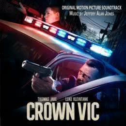 Обложка к диску с музыкой из фильма «Полицейский седан»