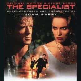 Обложка к диску с музыкой из фильма «Специалист»