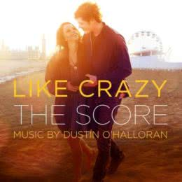 Обложка к диску с музыкой из фильма «Как сумасшедший»