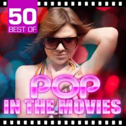 Обложка к диску с музыкой из сборника «50 Best of Pop in the Movies»