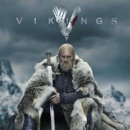 Обложка к диску с музыкой из сериала «Викинги (6 сезон)»