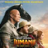 Маленькая обложка диска c музыкой из фильма «Джуманджи: Новый уровень»