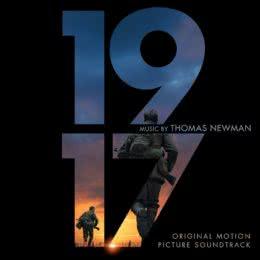 Обложка к диску с музыкой из фильма «1917»
