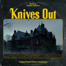 Обложка к диску с музыкой из фильма «Достать ножи»