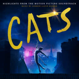 Обложка к диску с музыкой из фильма «Кошки»