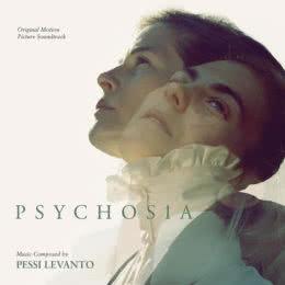 Обложка к диску с музыкой из фильма «Психоз»