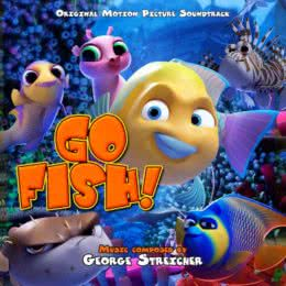 Обложка к диску с музыкой из мультфильма «Риф. Новые приключения»